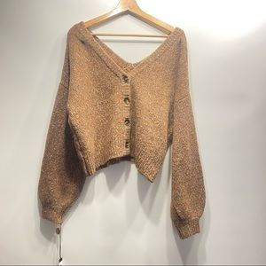 NWT William Rast Sweater